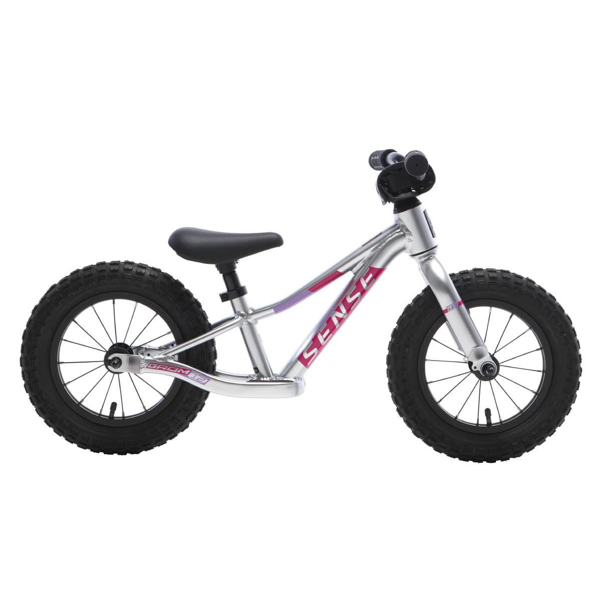 Bike Sense Grom 12 2021 Aluminio e Rosa