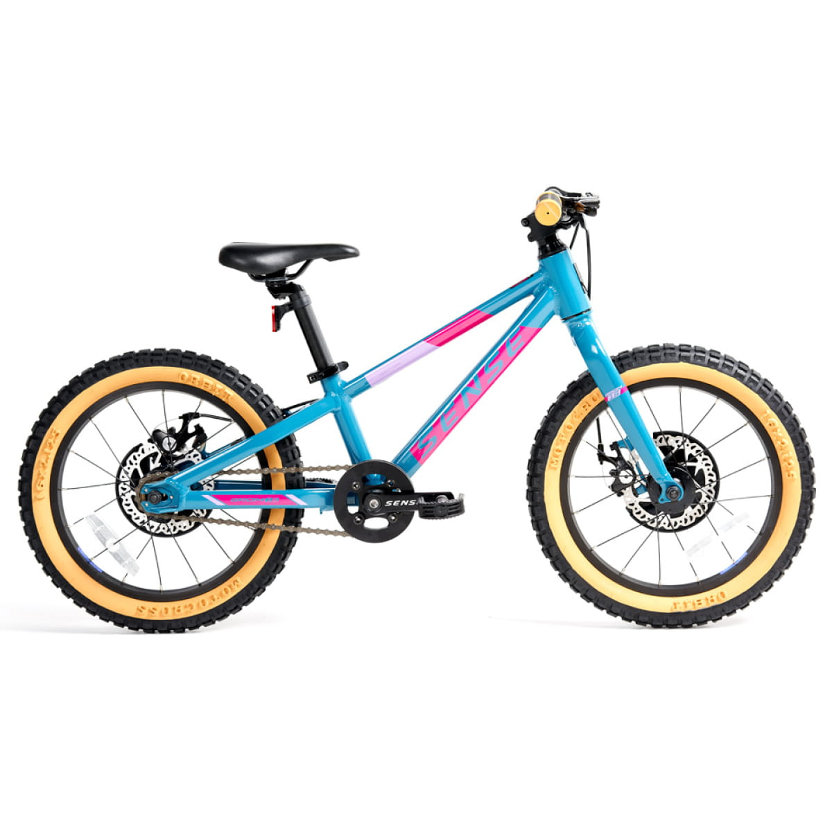 Bike Sense Grom 2021 Aro 16 Aqua Rosa