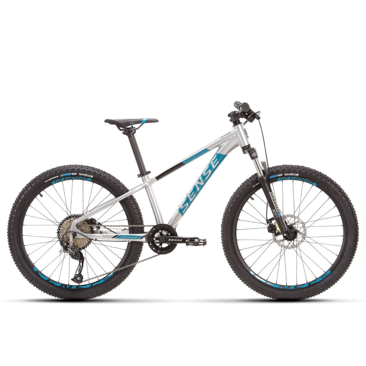 Bike Sense Grom 24 2021 Shimano 9v Aluminio e Aqua