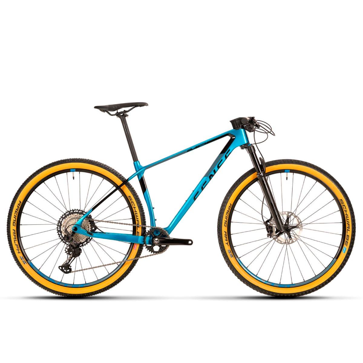Bike Sense Impact Carbon Evo 2020 Aro 29 Shimano XT 12V