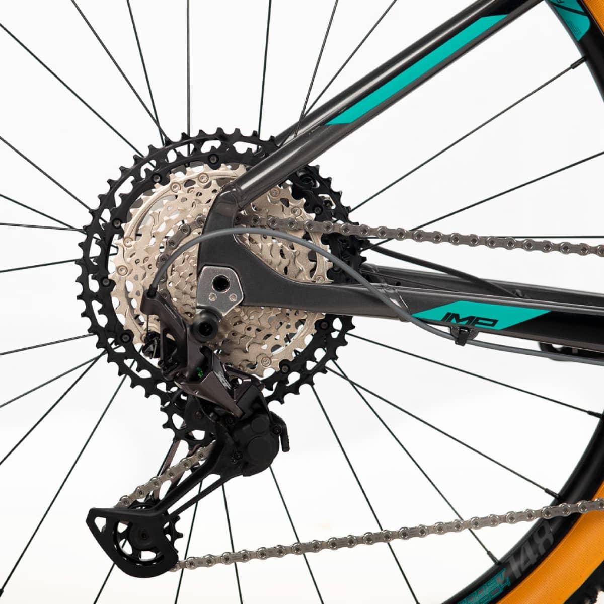 Bike Sense Impact Factory 2020 Aro 29 Shimano XT 12V