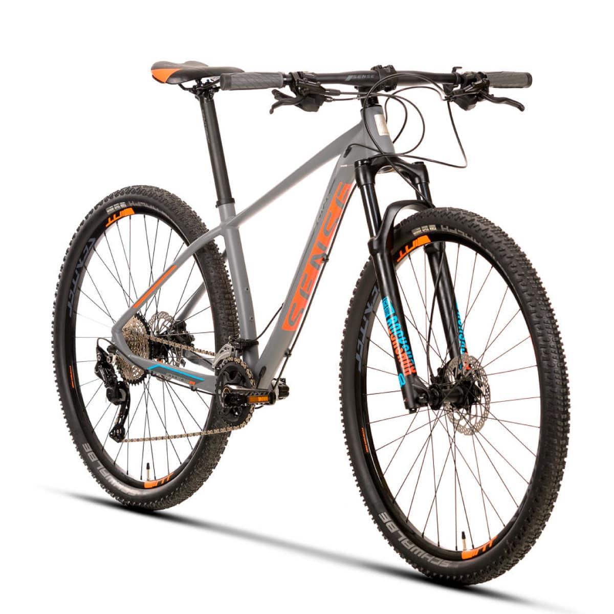 Bike Sense Intensa Pro 2020 Shimano Deore Aro 29