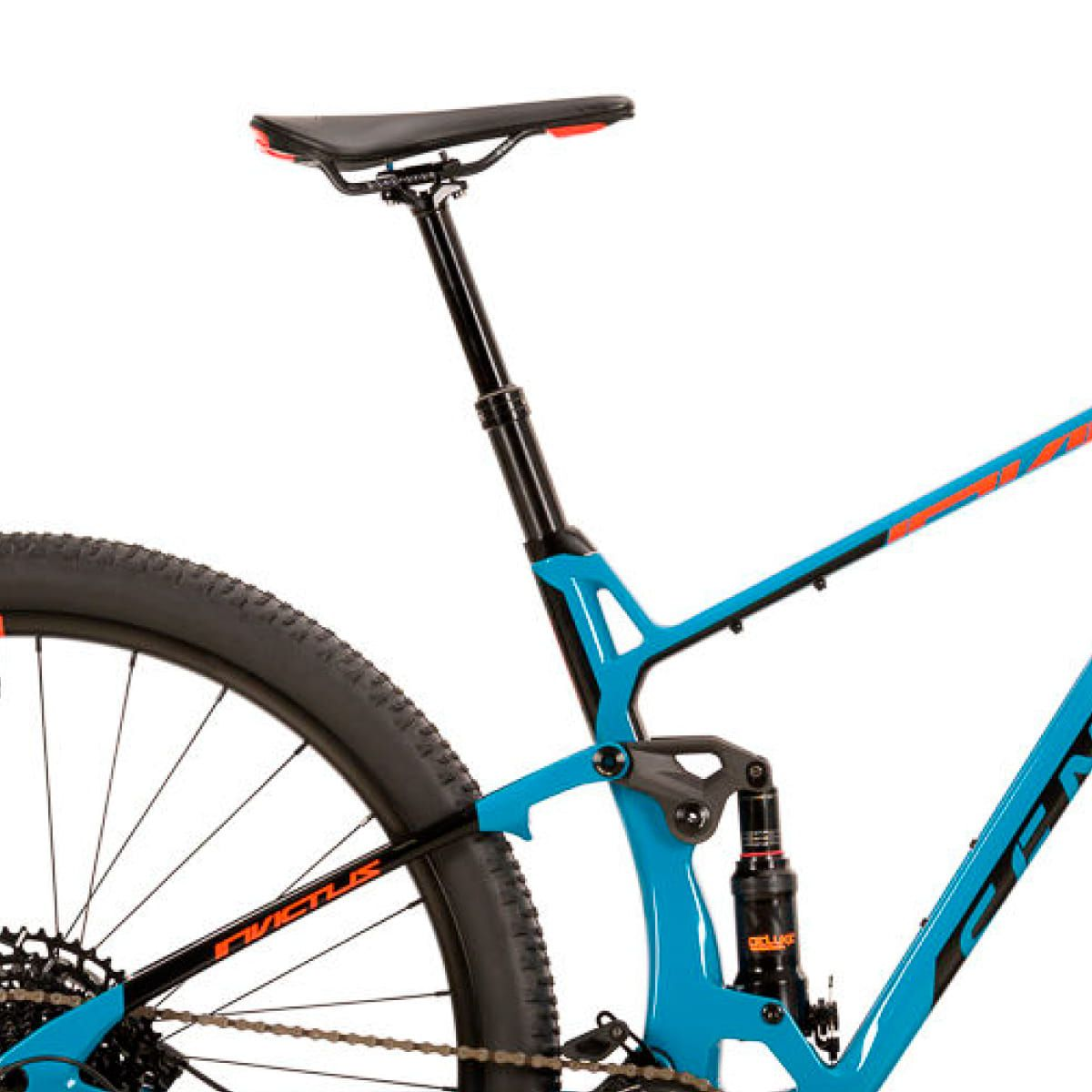 Bike Sense Invictus Comp 2020 Full Supension Sram NX 12v Aro 29