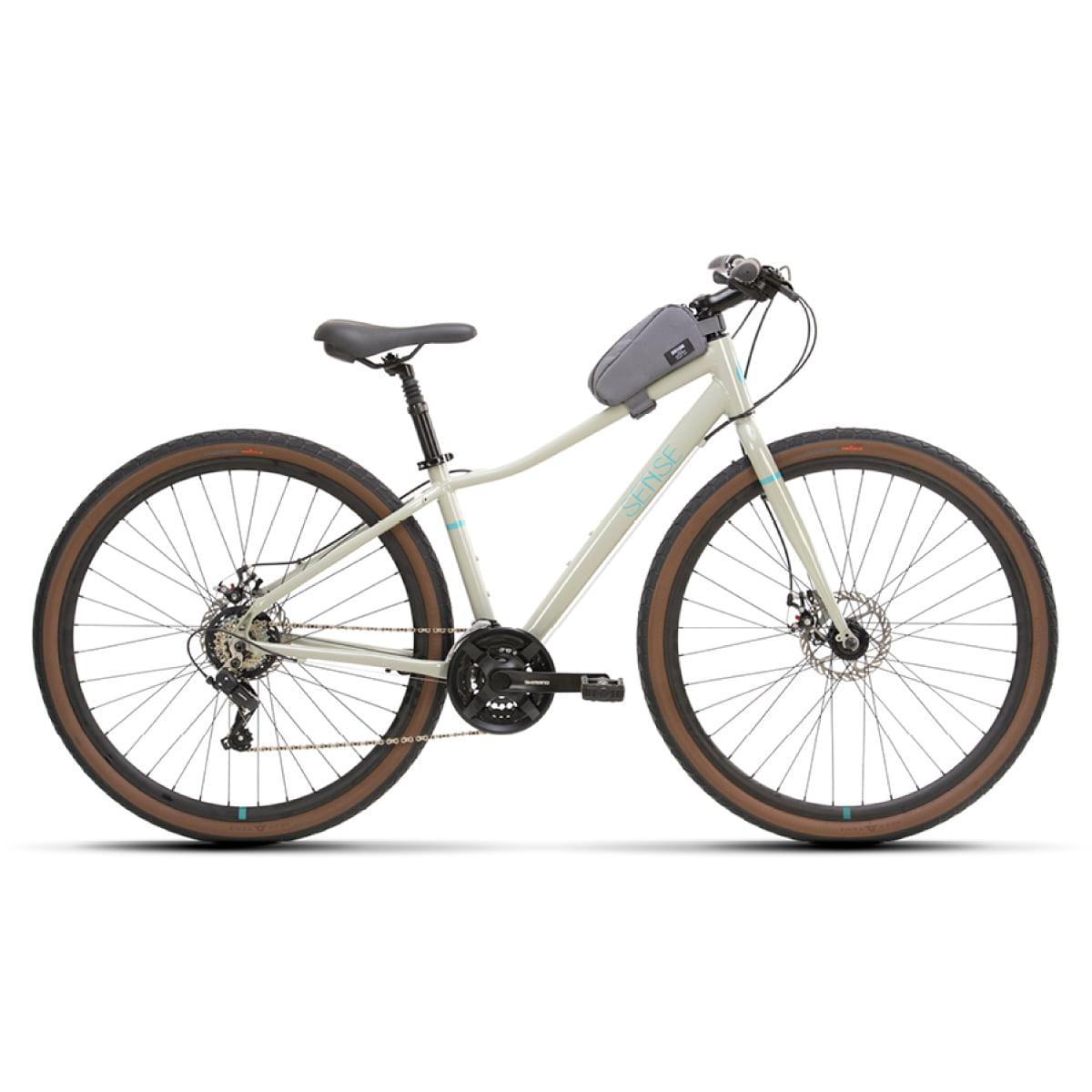 Bike Sense Move Fitness 2021 Cinza Aqua