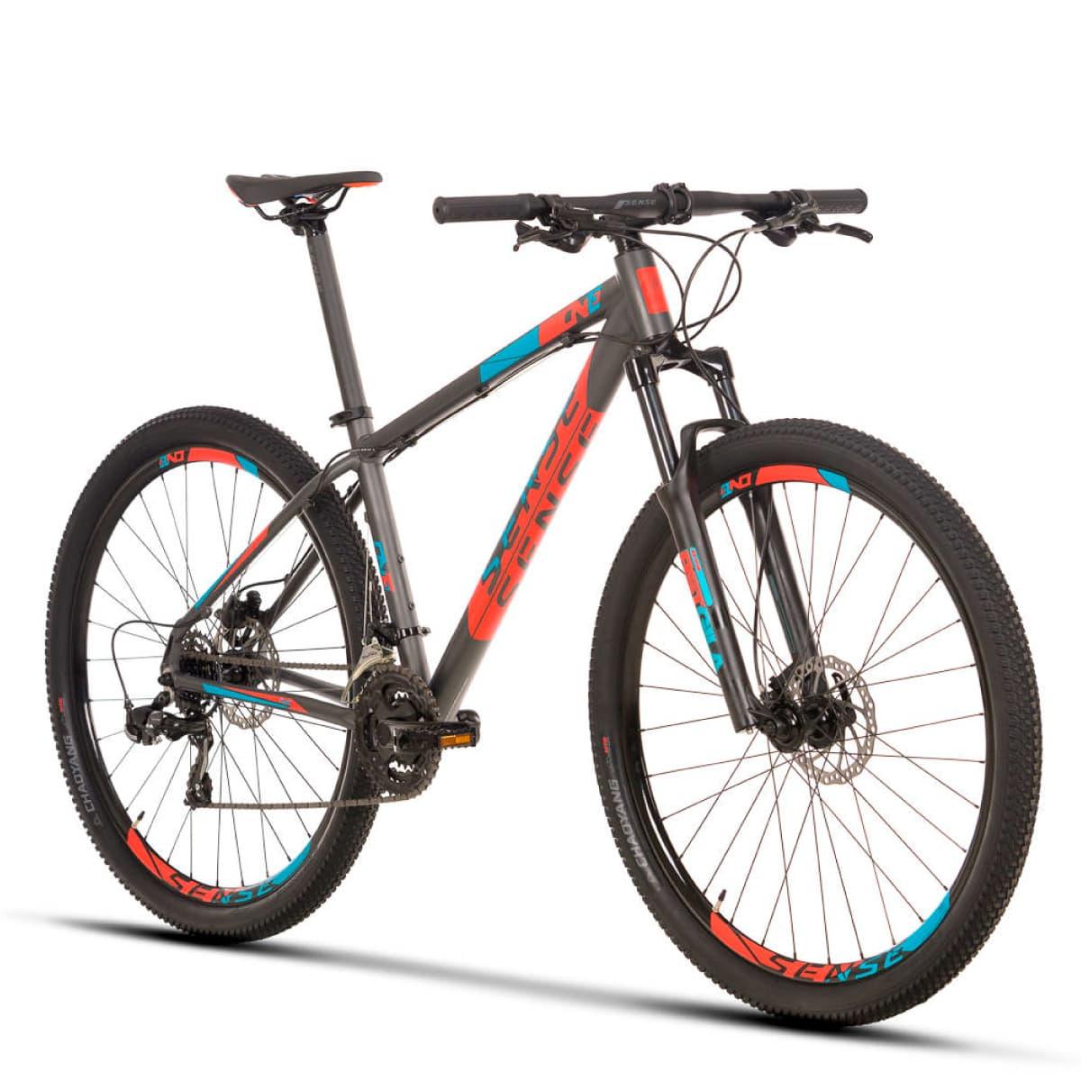 Bike Sense One 2020 Shimano Aro 29 Freio Hidráulico