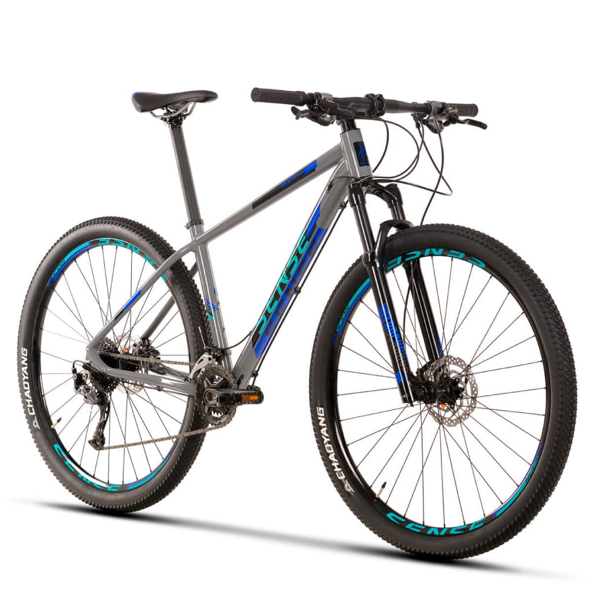 Bike Sense Rock Evo 2020 Shimano Alívio 18v