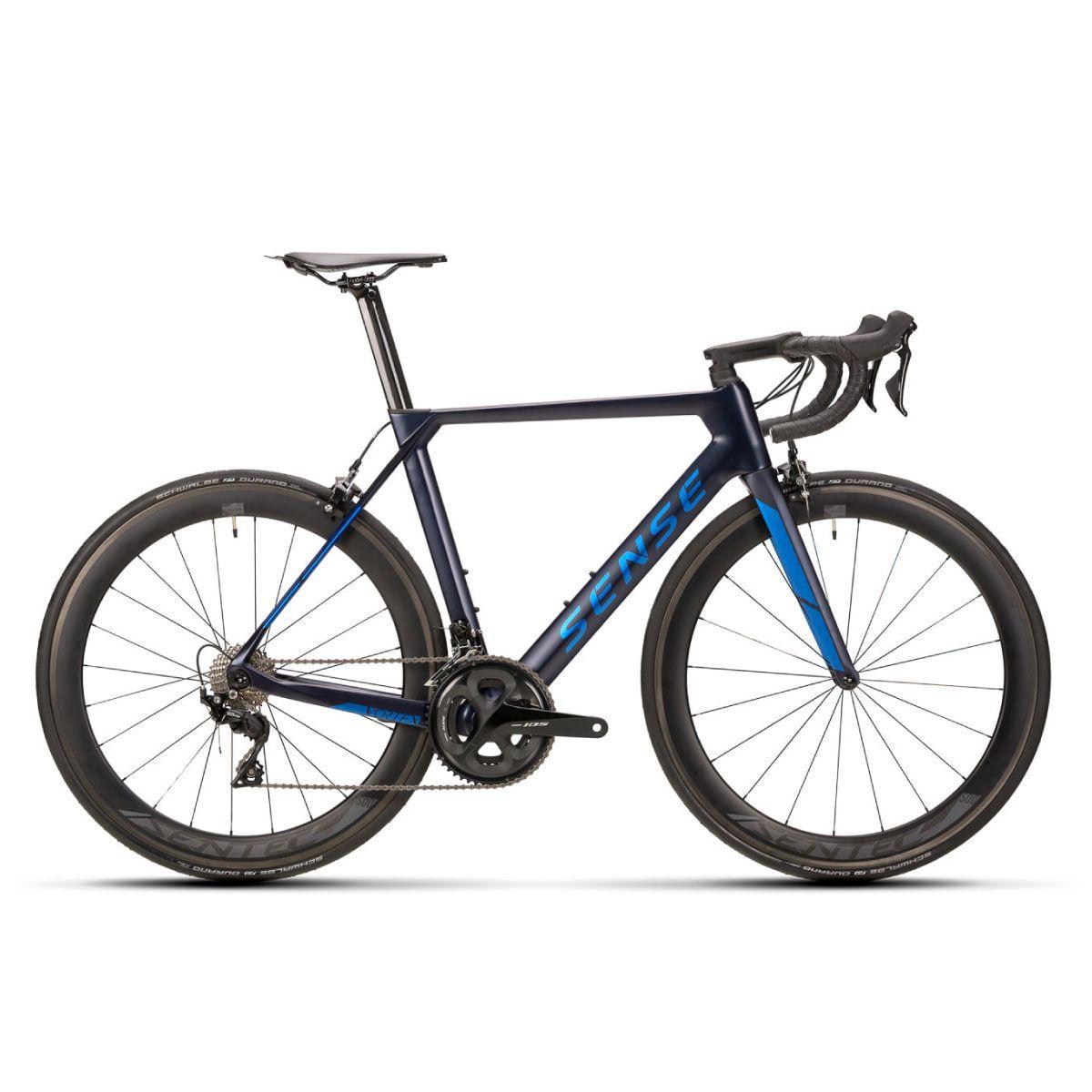Bike Sense Vortex 2020 Full Carbon Shimano 105