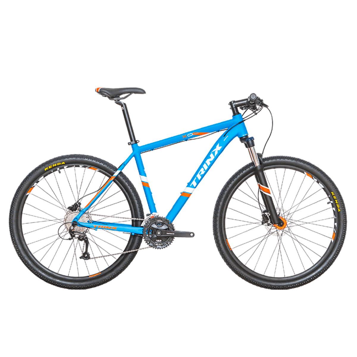 Bike Trinx X0 Pro 2020 27v Shimano Azul Laranja