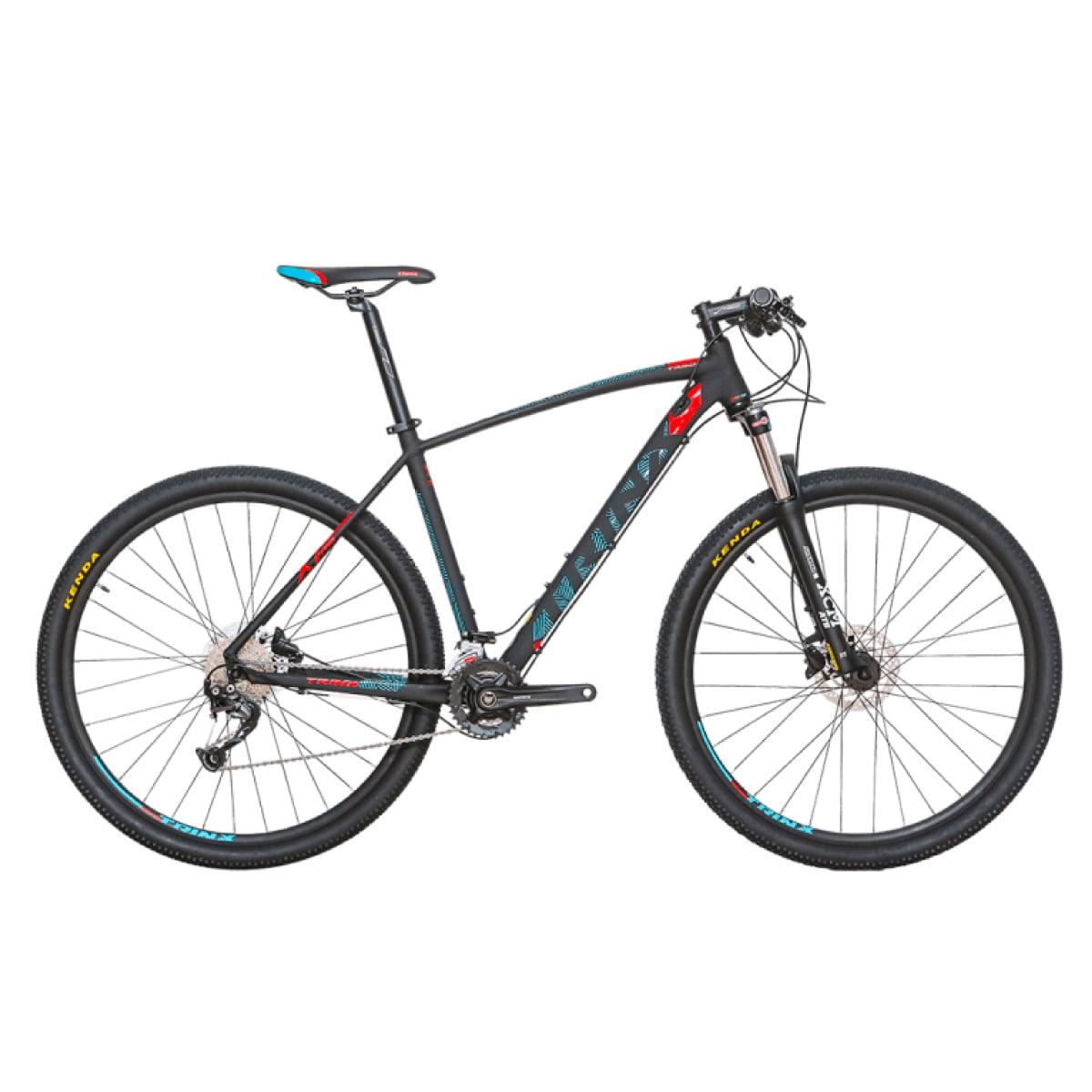 Bike Trinx X1 Pro 2020 18v Shimano Cinza Azul