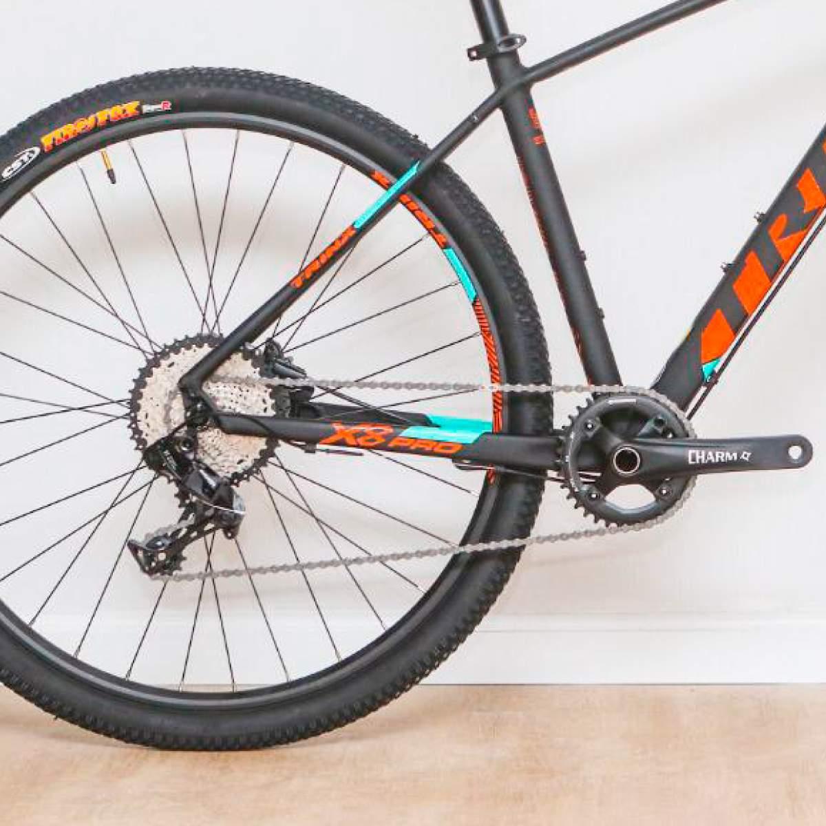 Bike Trinx X8 Pro 2020 11v Sram Preto Vermelho