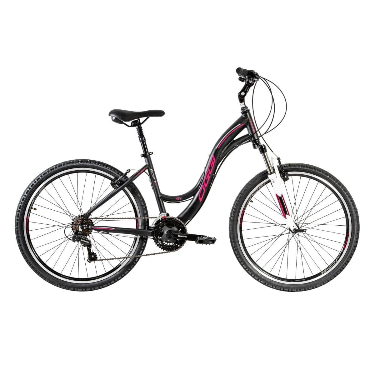 Bike Urbana Oggi Soft Sport 2020 Shimano 21v