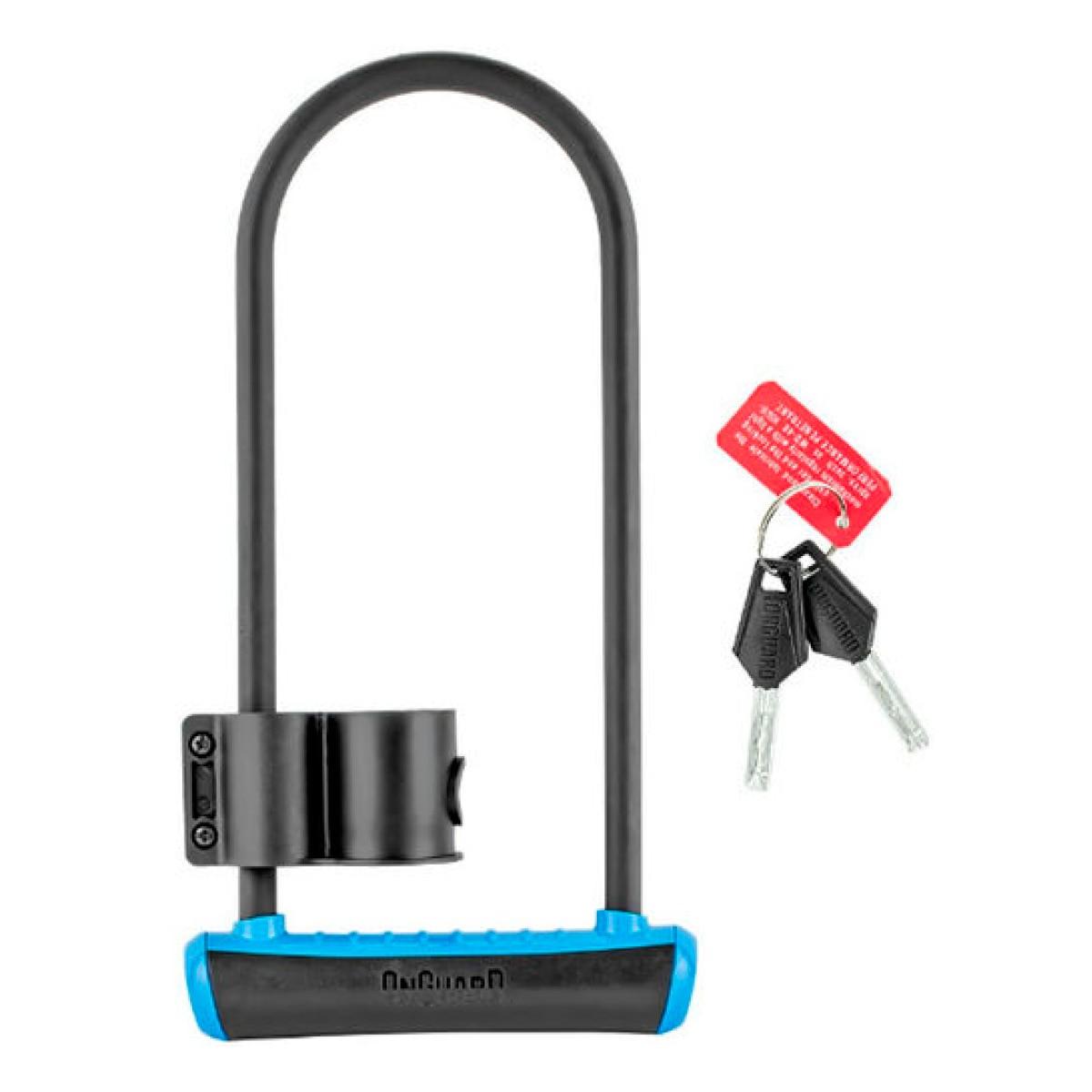 Cadeado U-Lock Onguard Neon 8152 Azul