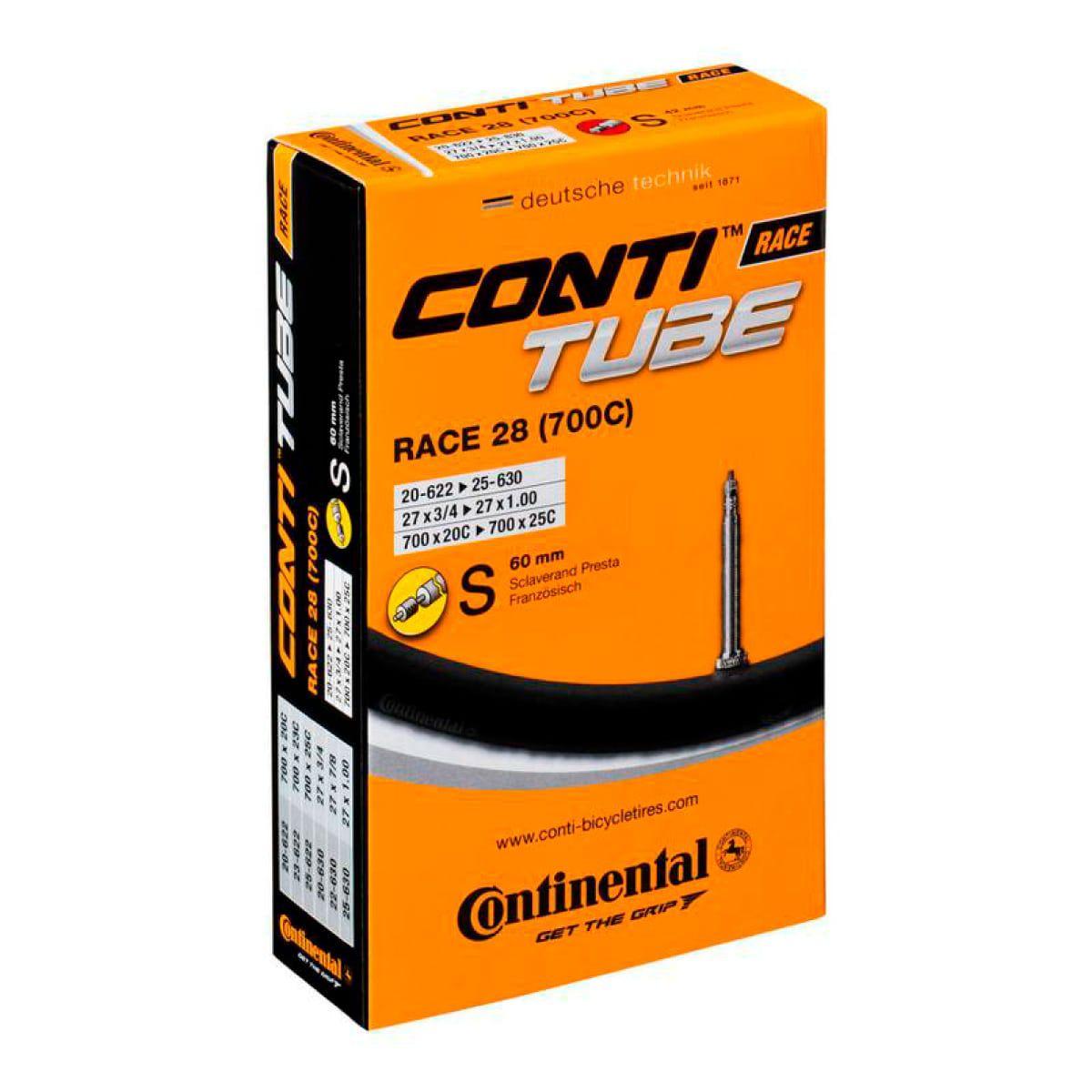 Câmara Continental Race 700 X 18/25C - S60
