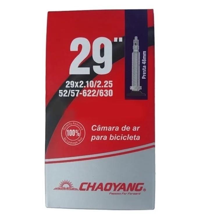 Camara de Ar 29 Chaoyang Válvula Presta 48 mm