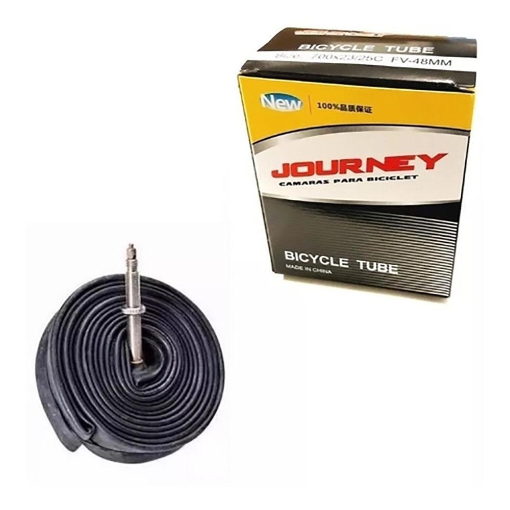 Camara de Ar Journey 700X23/25C Valvula Presta 60MM