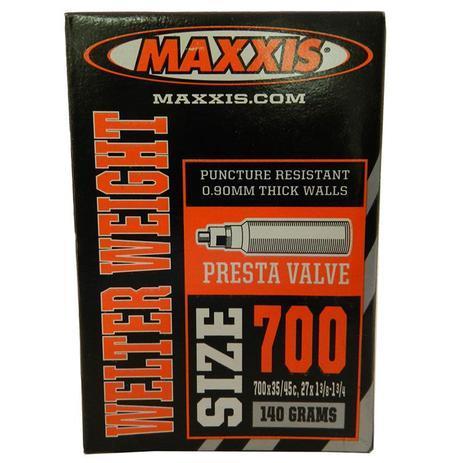 Camara Maxxis 700X35/45 Válvula Presta 32MM