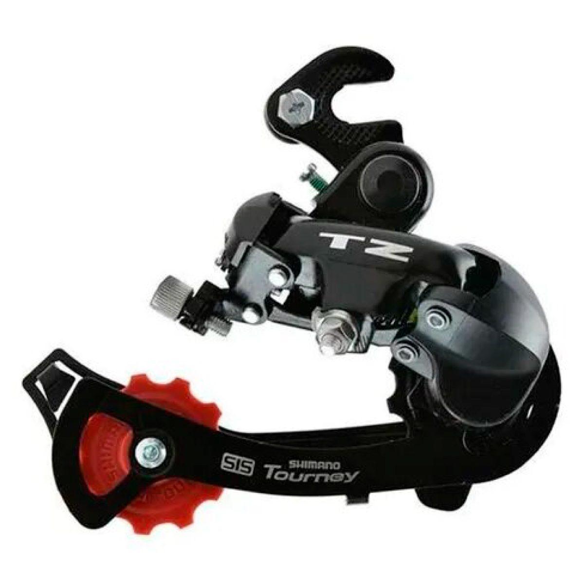 Cambio Traseiro Shimano Tourney RD-TZ500 6v Com Gancho