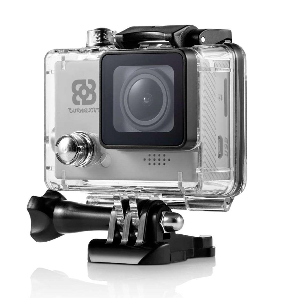Câmera de Ação Atrio Fullsport Cam HD com Capacete Bob Burnquist