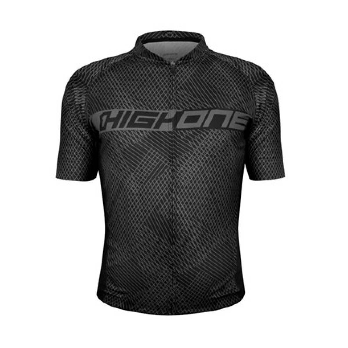 Camisa MTB High One Montano Preto