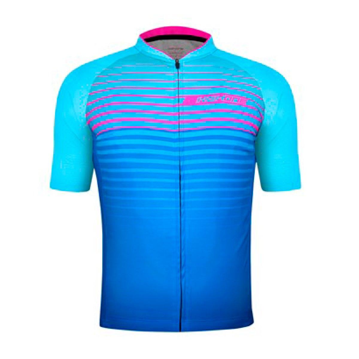Camisa MTB High One Sunset Azul