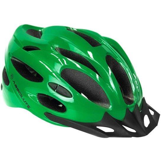 Capacete Absolute Nero Verde