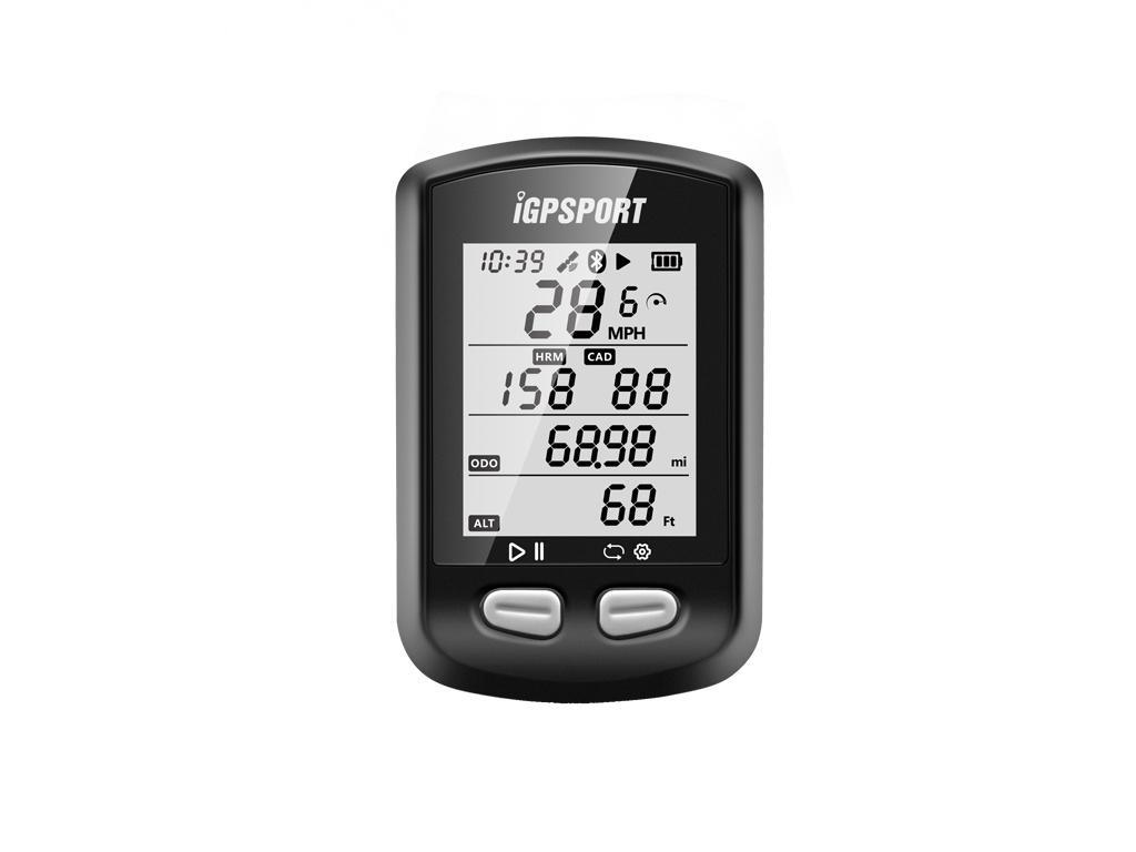 Ciclocomputador Com GPS Igpsport Igs10