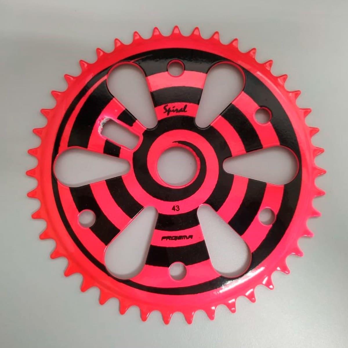 Coroa Projema 43D Spiral Pink Neon