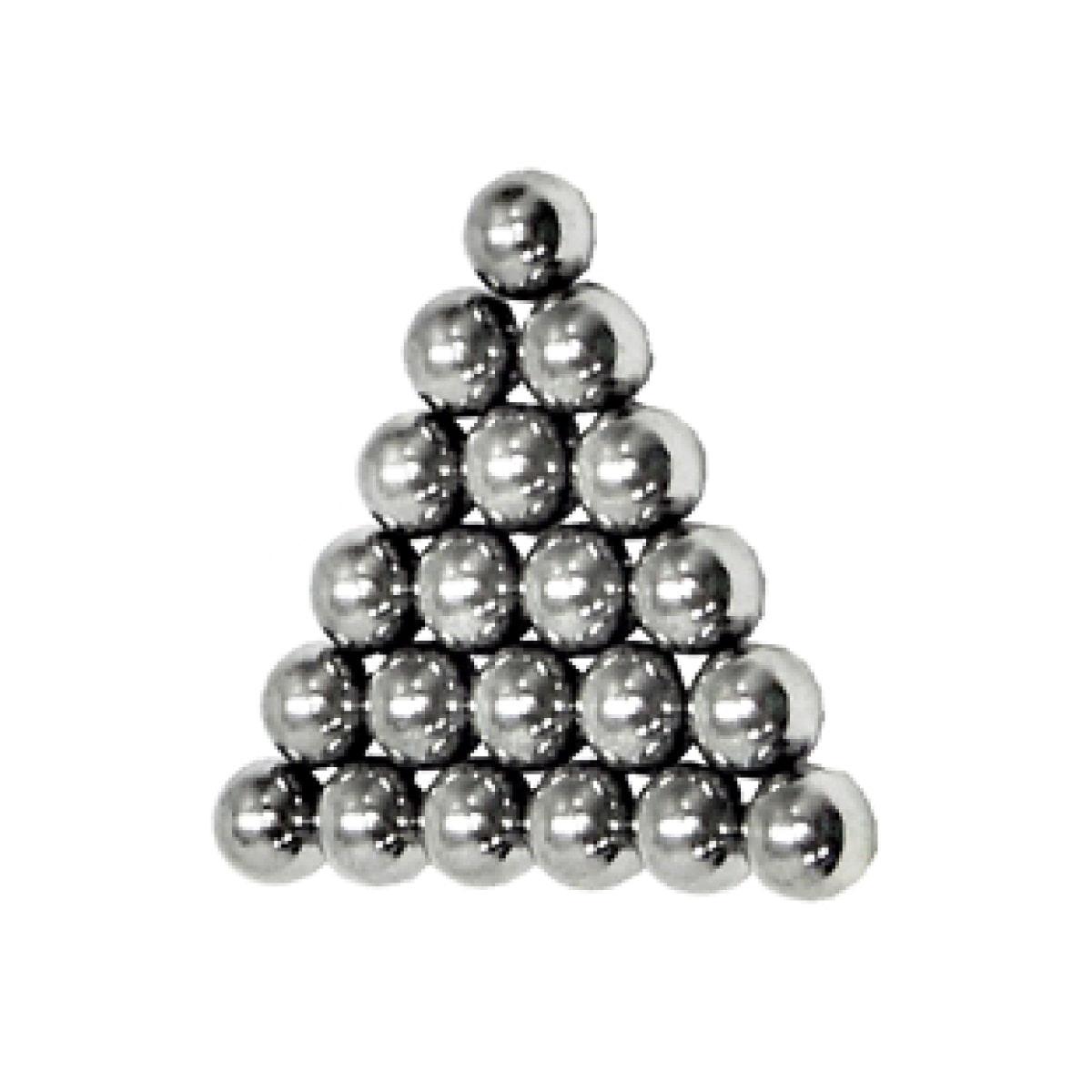 Esfera de Aço Tecind 3-16 Dianteira 500 Und