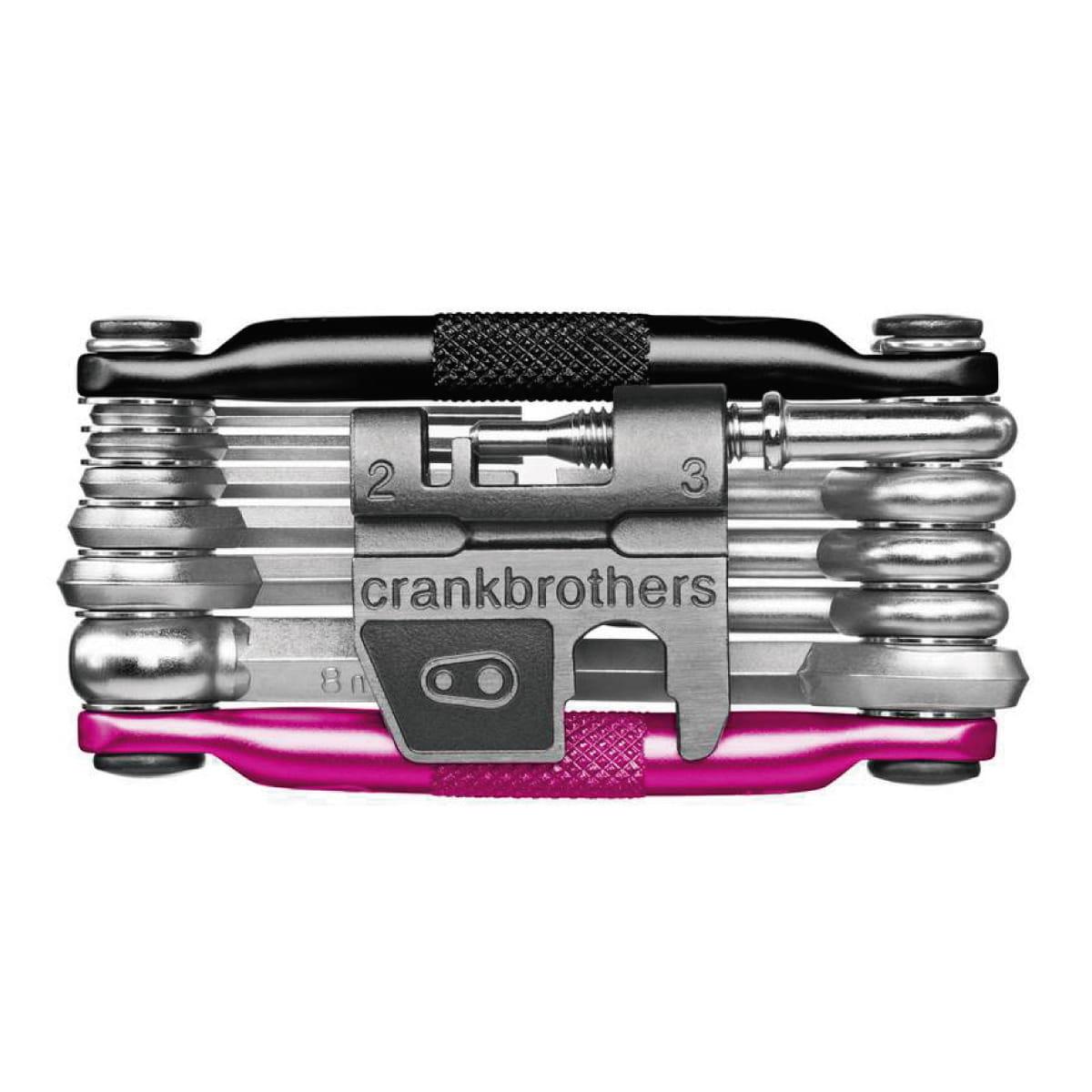 Ferramenta Crankbrothers Multi-17 Preto/Magenta