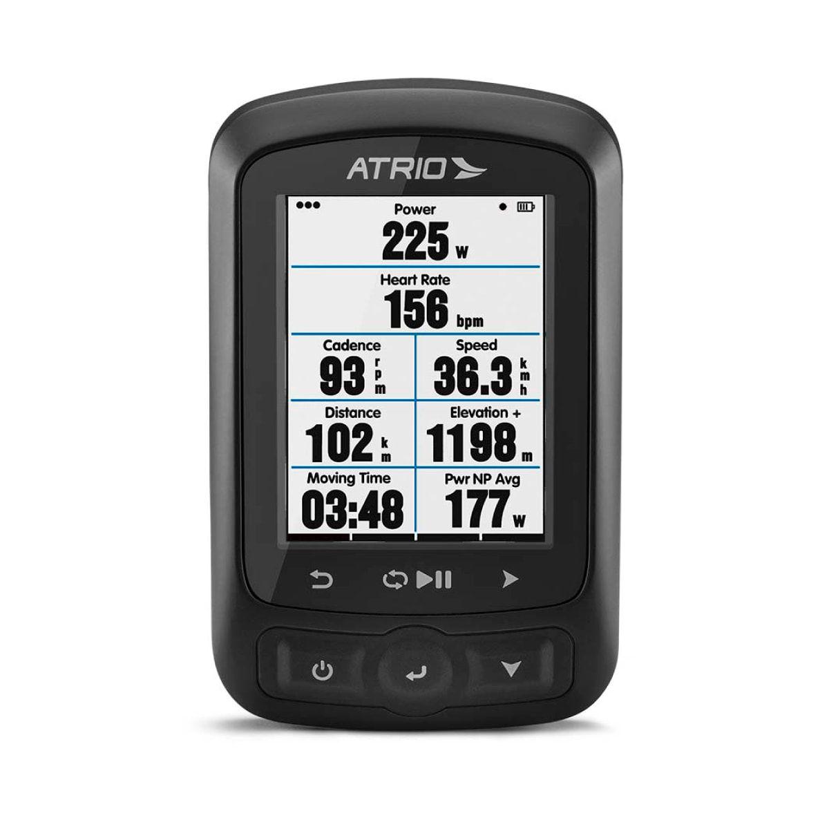 GPS Atrio Titanium 2,2