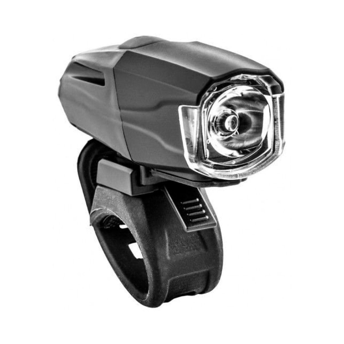 Kit Bike Farol Potente USB + Fitas Anti Furo e Suporte Garrafa