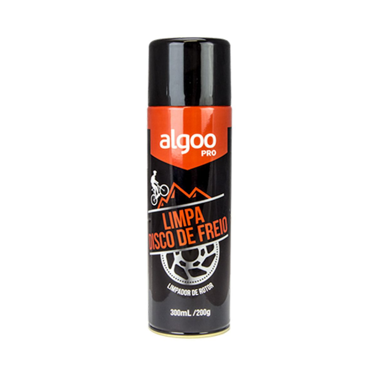 Limpa Disco Freio Algoo Pro