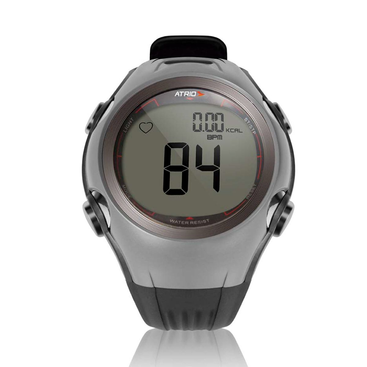 Monitor Cardíaco Atrio Altius Resistente A Água + Cinta Cardíaca
