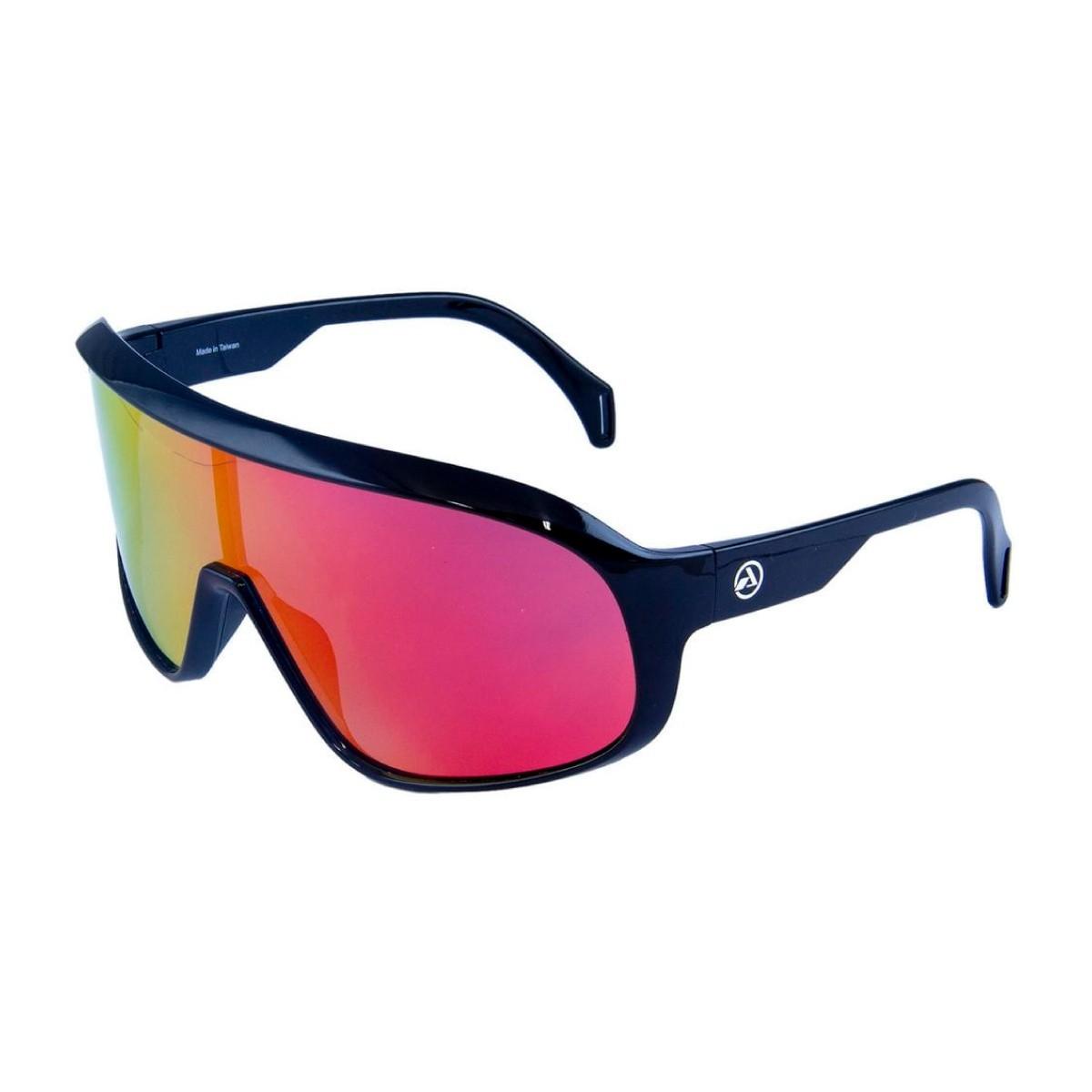 Oculos Ciclismo Nero Absolute Preto Fosco lente Vermelha