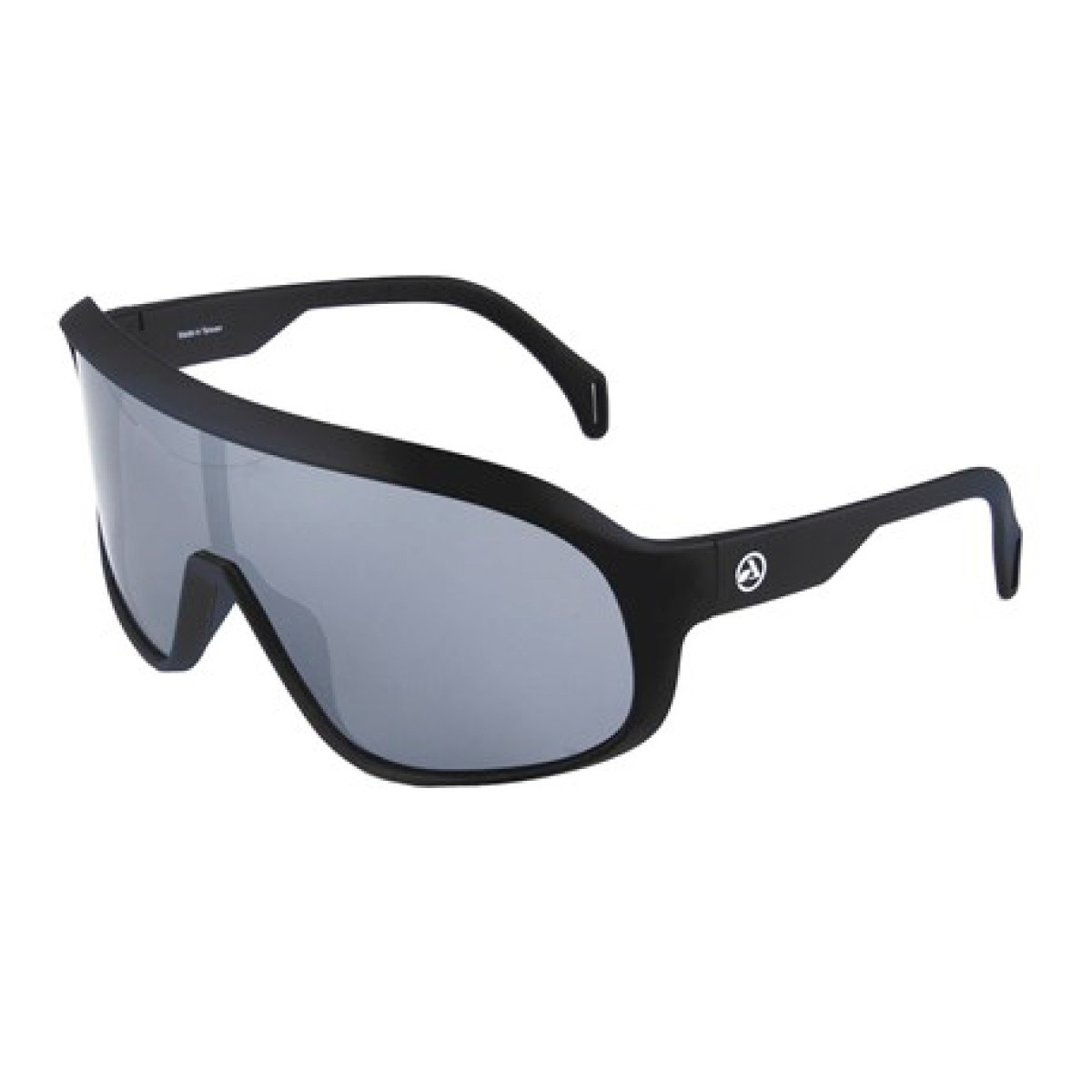 Oculos Ciclismo Nero Absolute Preto Lente Prata