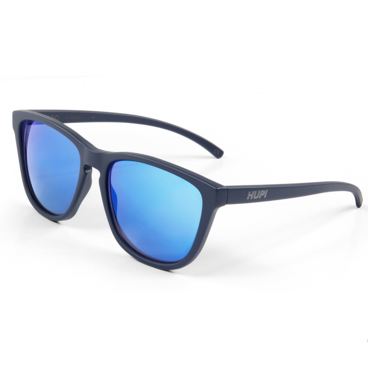 Oculos Hupi Azul Lente Azul Espelhado