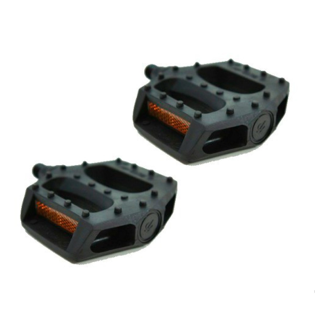 Pedal 1/2 Feimin Plastico Plataforma