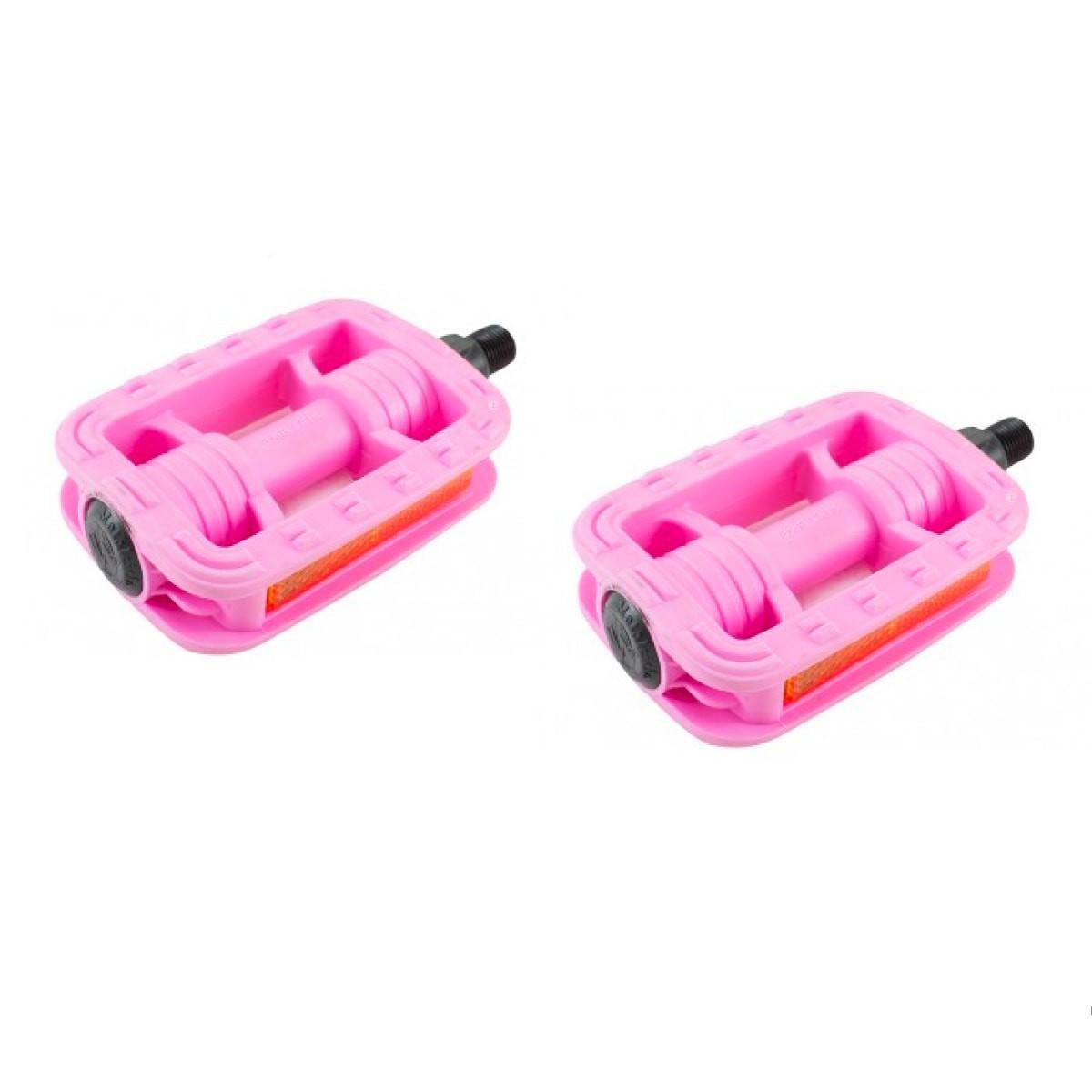 Pedal 1/2 Metal Ciclo Infantil Aro 16 Rosa