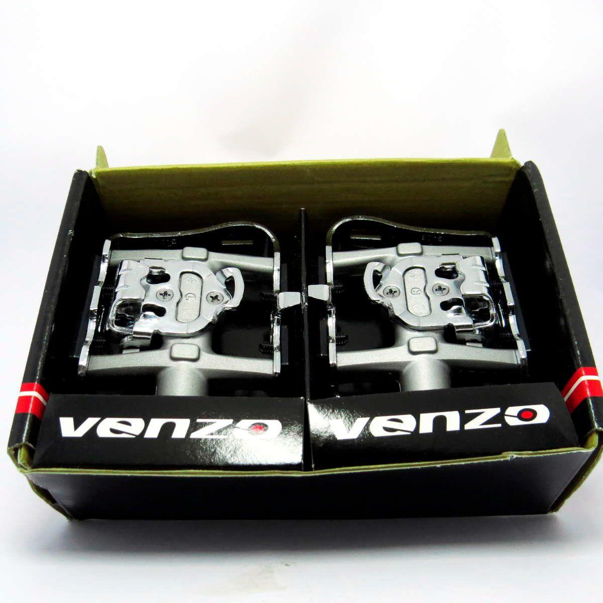 Pedal Venzo Clip com Plataforma