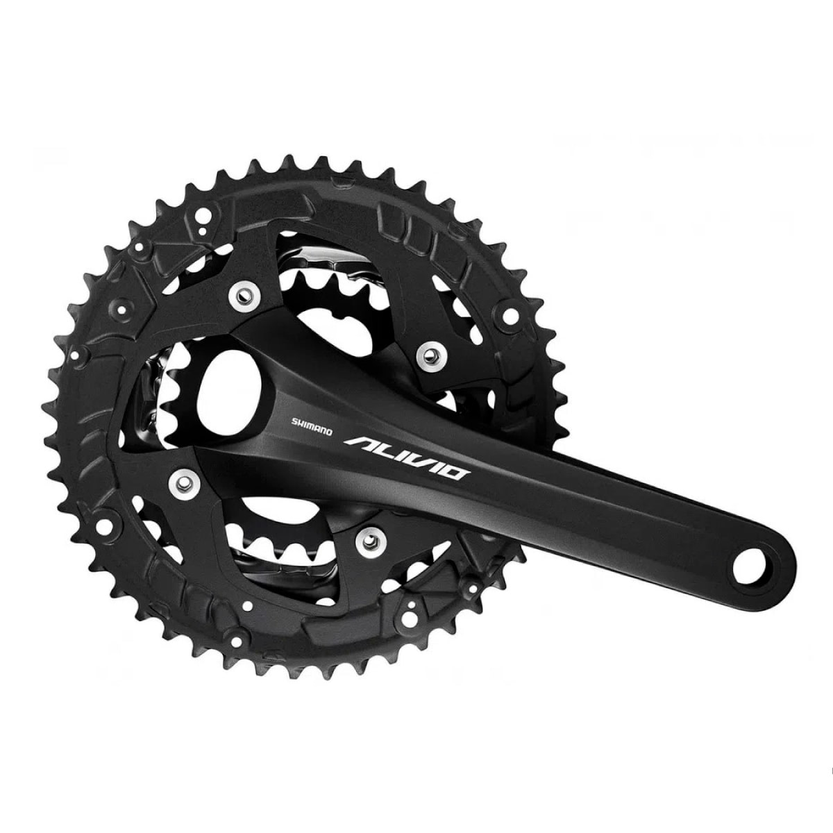 Pedivela Shimano Alivio Hollowtech 175mm