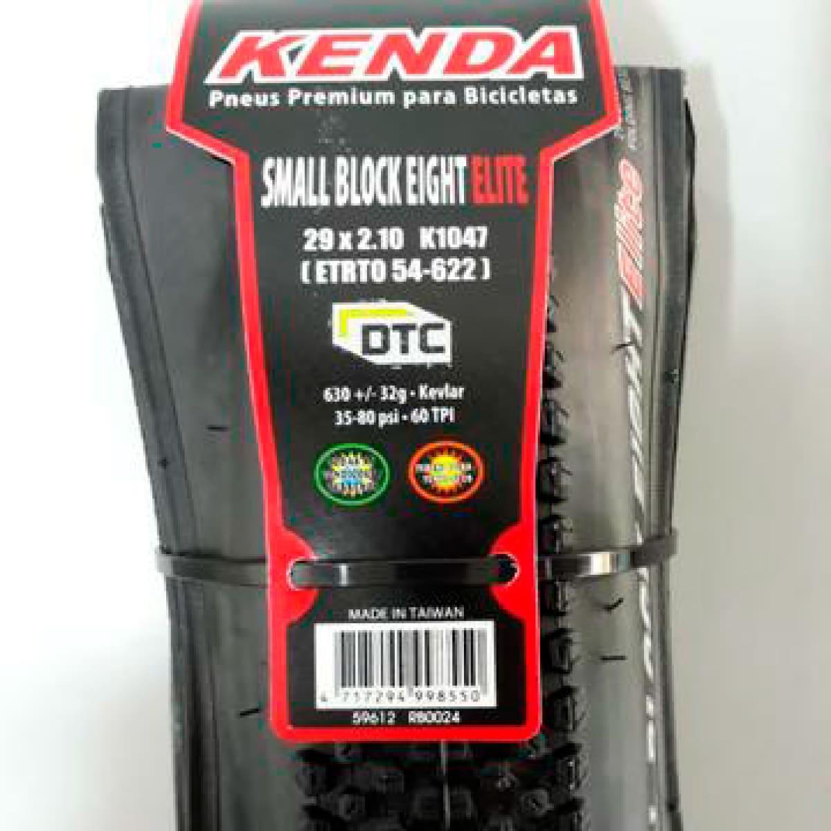 Pneu Kenda Small Block Eight Elite Aro 29