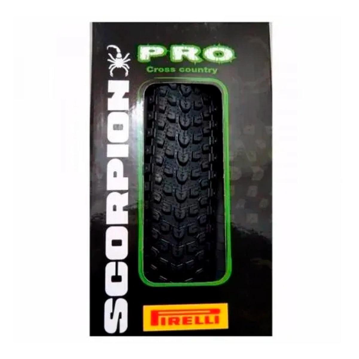 Pneu Pirelli 29 X 2.20 Scorpion Pro 60TPI Kevlar