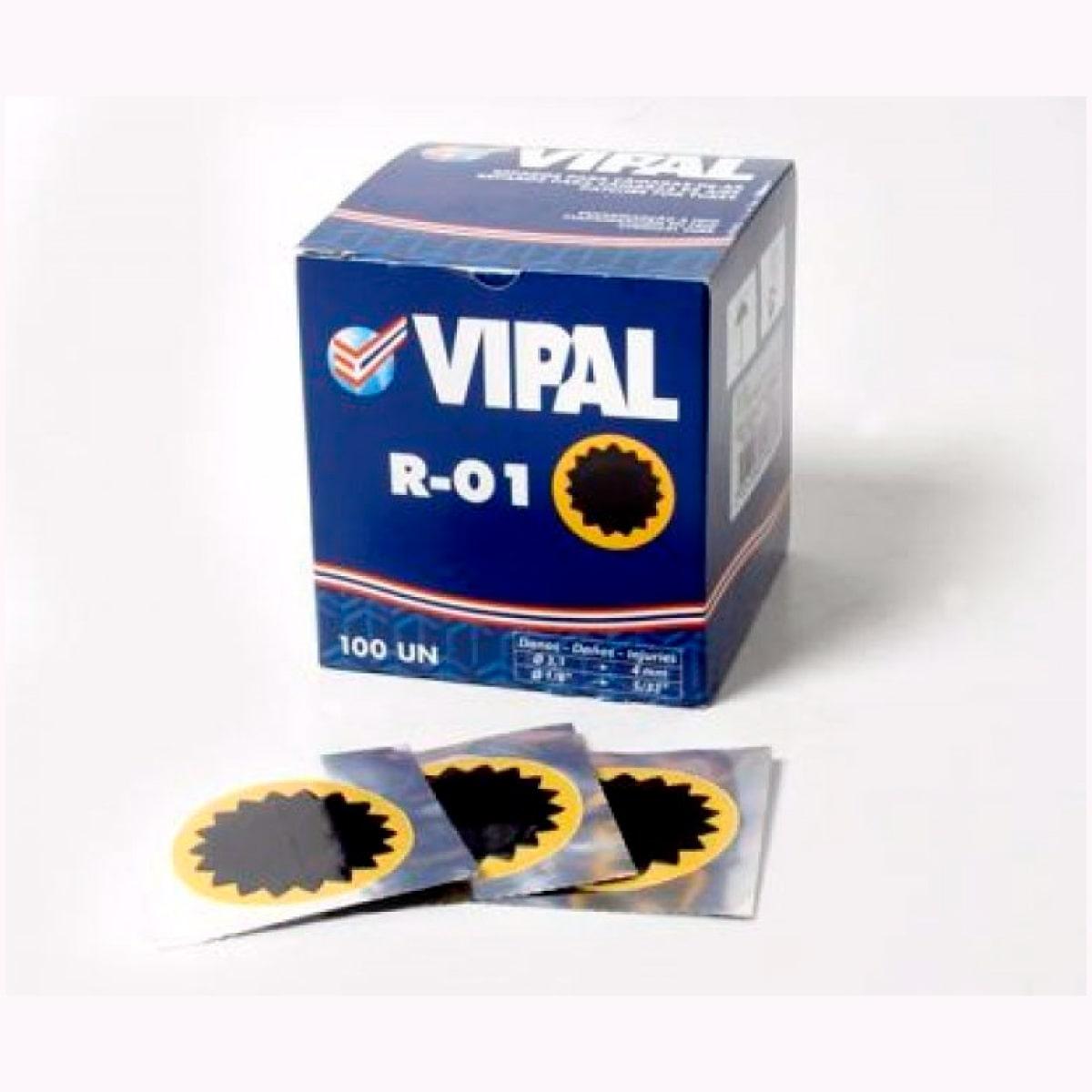 Remendo Estrela Vipal 30mm R01