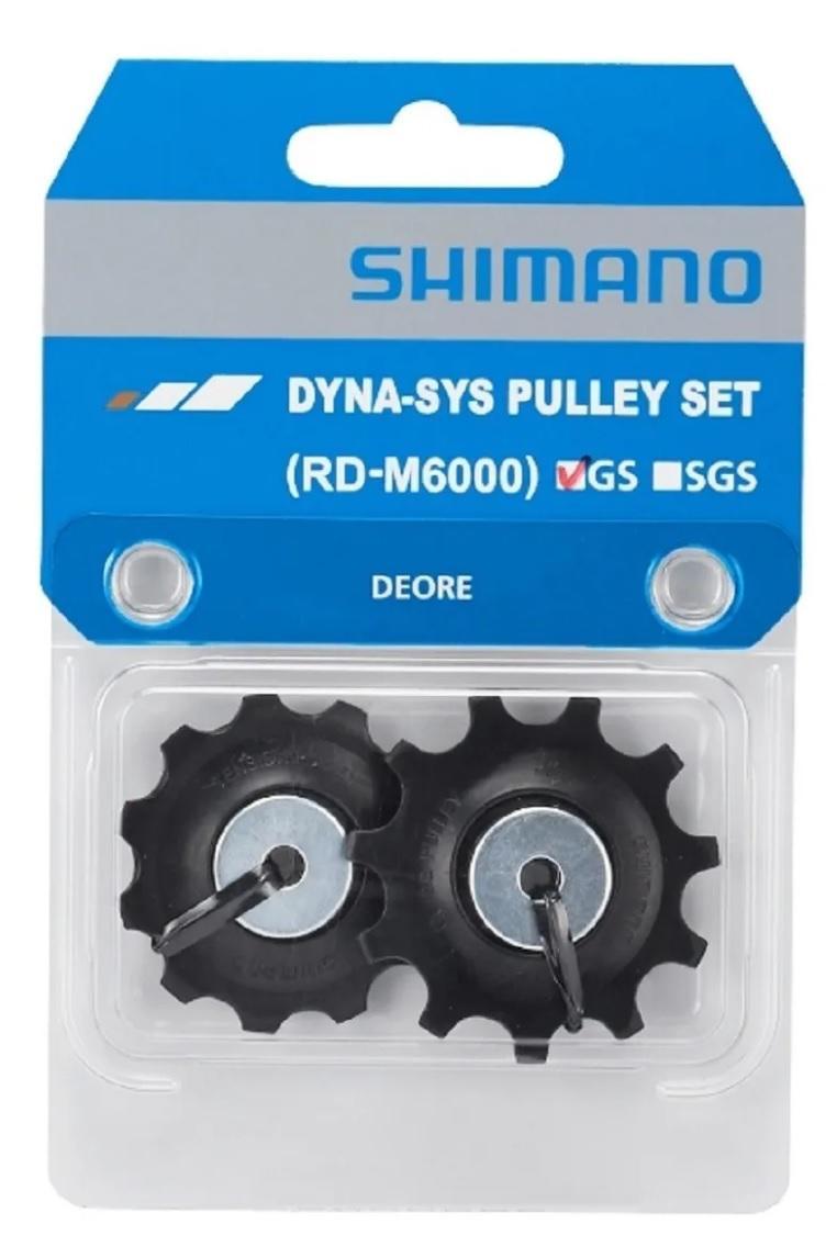 Roldana de Cambio Shimano RD-M6000 Deore GS