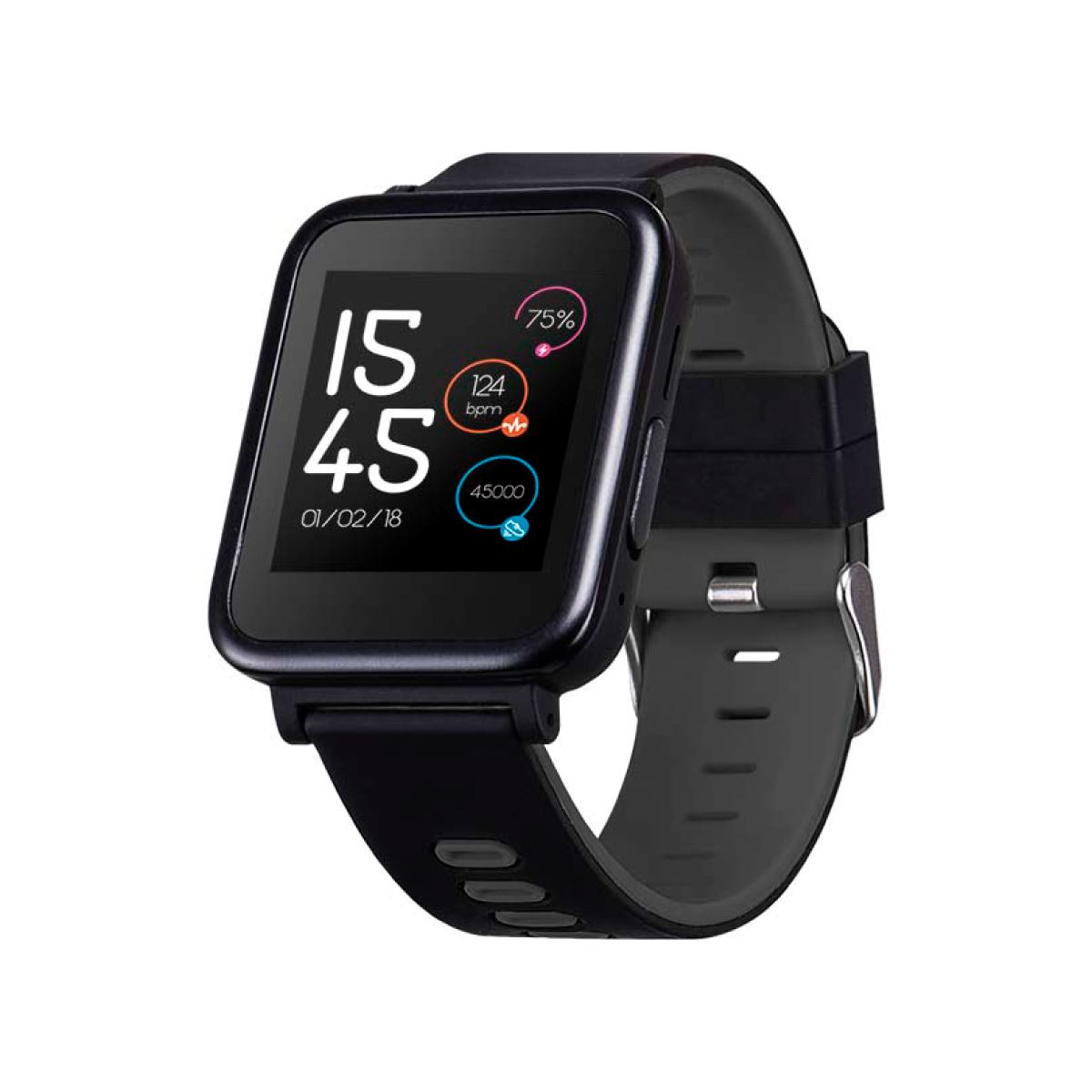 Smartwatch Atrio Multiwatch SW2 Touchscreen Bluetooth