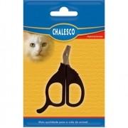 Alicate para corte de unha de gato ou cachorro pequeno - Chalesco