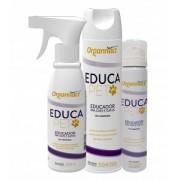 Frasco Aerosol Educador sanitário para cães e gatos Educapet 350ml Organact