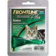 Frontline  Plus gatos 0,5ml