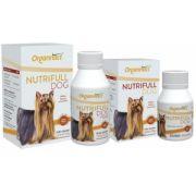 Nutrifull dog 30ml/30 gramas - Vitaminas A, D3 e do complexo B