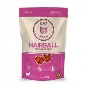 Petisco para Gatos - Hairball 40 gramas